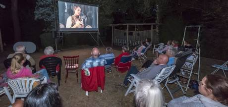 Amateurfilms in de achtertuin