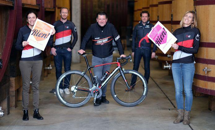 De tiende editie van KBK Cyclo uitstellen is uitgesloten voor wielerclub O'Dorney.