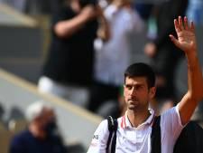 Djokovic bousculé par Musetti à Roland