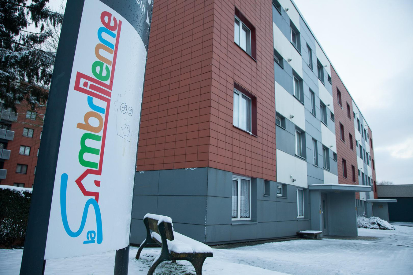 La Sambrienne est la société de logements sociaux de Charleroi et de Gerpinnes