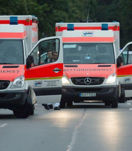Politie München spreekt van acute terreursituatie