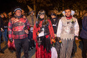 Halloweentocht in Massemen.