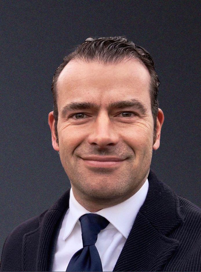Sidney van den Bergh lijsttrekker CDA Oss gemeenteraadsverkiezingen 2022