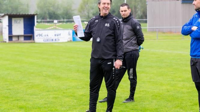 """Robby Buyens III gaat officieel van start bij SKN Sint-Niklaas: """"We moeten een volledig nieuwe ploeg opbouwen"""""""