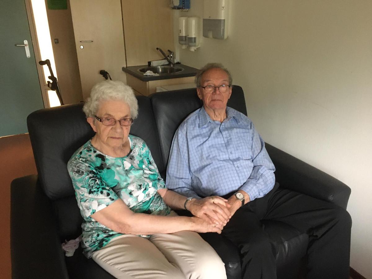 Wim en Ruth Gerritsen - van Helvoort uit Hilvarenbeek.
