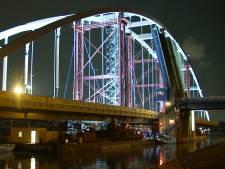 Suurhoffbrug vervolgt weg richting Maasvlakte en past maar nét door Harmsenbrug: 'Scheelt maar een paar centimeter'