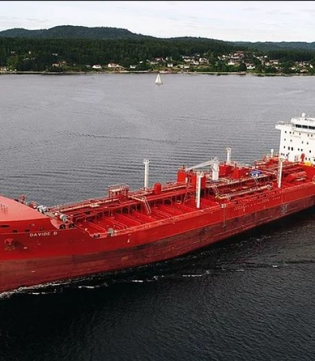 Vijftien ontvoerde bemanningsleden van olietanker Davide B vrijgelaten