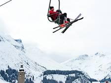 Lawinegevaar in Alpen na zware storm