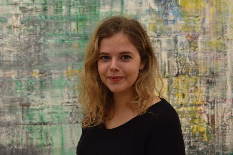 Charlotte Wollaert Beeld Sara Stragier