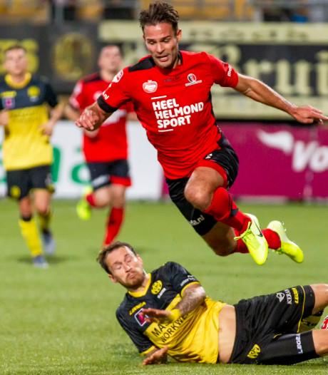 Samenvatting: Roda JC Kerkrade - Helmond Sport