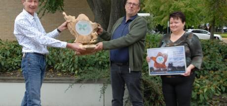 Nijverdaller Wielent Zonnebeld krijgt Reizend Duurzaam Compliment