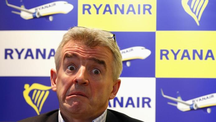 Michael O'Leary, PDG de Ryanair