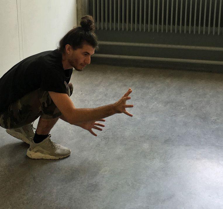 Miguel Witzke Pereira @ Gerrit Rietveld Academie Beeld Anna van Leeuwen