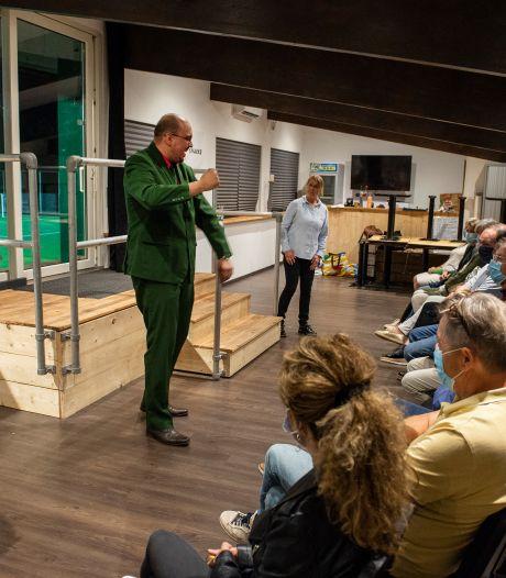 Sfeervolle Theater Op Locatie heeft hoog niveau en vlekkeloze organisatie