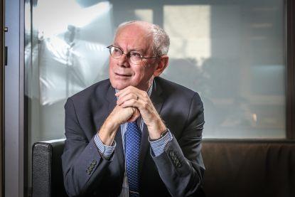 """Herman Van Rompuy: """"De Wever ademt machteloosheid uit"""""""