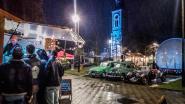 Genieten van oldtimers en gezelligheid op kerstmarkt Oedelem