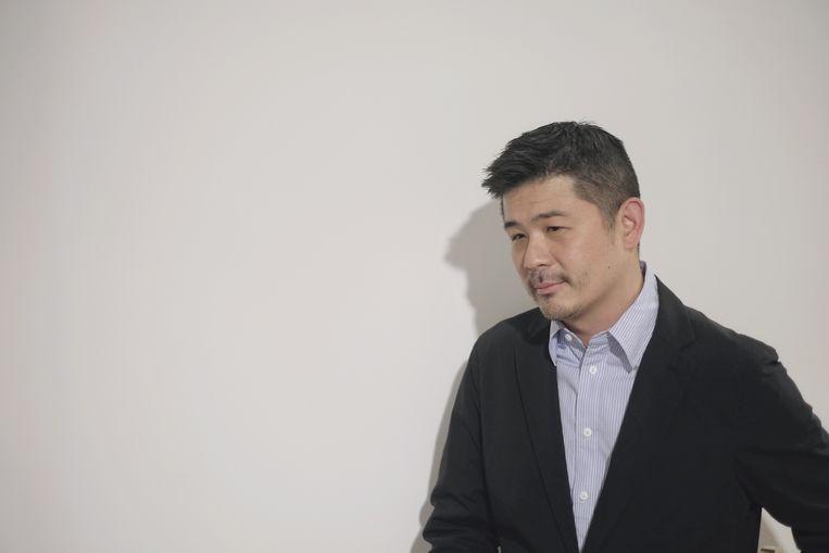 Aric Chen Beeld Yoha Jin
