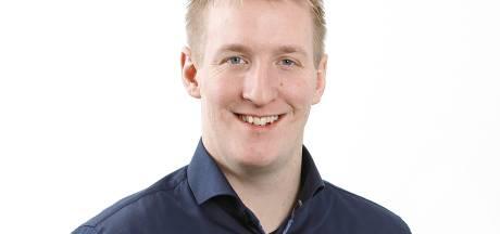 Arjen Mehlkop lijstaanvoerder D66 in Gennep