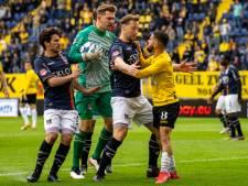 Mattijs Branderhorst geniet na: 'Juist in Breda promoveren, dat was extra lekker'