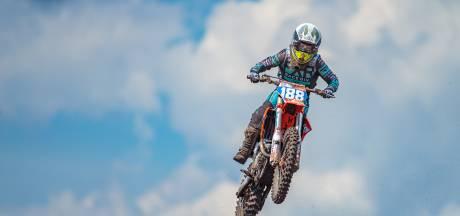 Shana van der Vlist nieuwe koploper in EK motocross vanwege de afwezigheid van rivale Lynn Valk