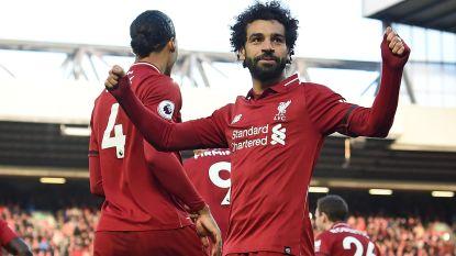 Liverpool staat weer voor (even) alleen aan de leiding in de Premier League na klinkende zege