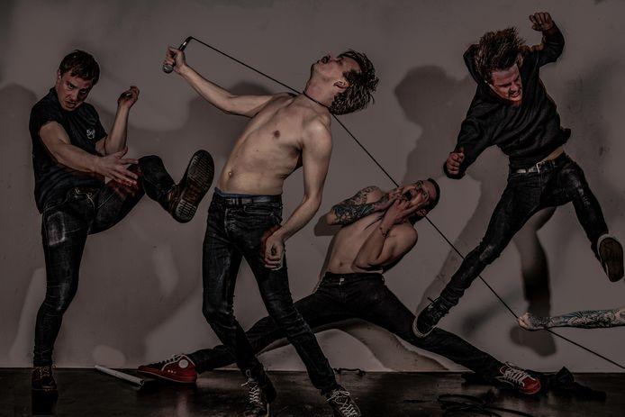 Hardrockband STAKE was vorig jaar één van de headliners op We Are Open in Trix.