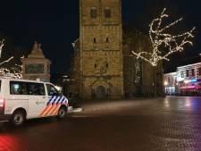 Rust in Enschedese binnenstad: ondernemer neemt voorzorgsmaatregelen