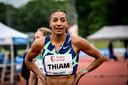 Cinq ans après son titre surprise à Rio, Nafi THiam sera la grande favorite de l'heptathlon.