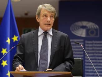 """Europees parlementsvoorzitter vraagt Wilmès """"onmiddellijke maatregelen"""" te nemen na incident met Duits Europarlementslid"""
