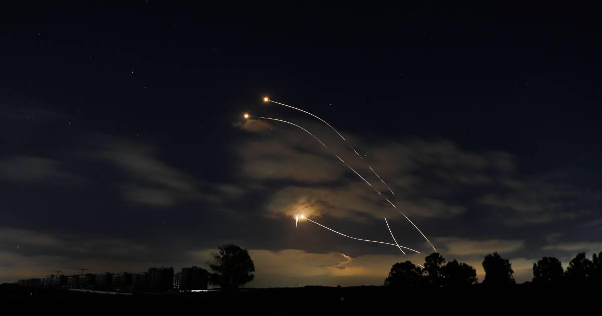 Israël ook met raketten beschoten vanuit Libanon, geen slachtoffers