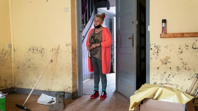 """Mireille (67) uit Pepinster getuigt over de ellende: """"Alles te danken aan Vlaamse vrijwilligers"""""""
