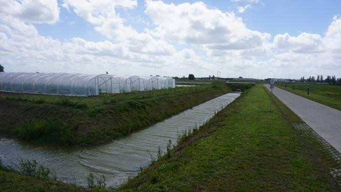 Oplossing voor watertekort en verzilting in de Tuinen van Stene