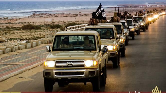 IS maakt angstaanjagende sprong voorwaarts op drempel van Europa