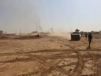 Irak start offensief bij IS-bolwerk Mosoel
