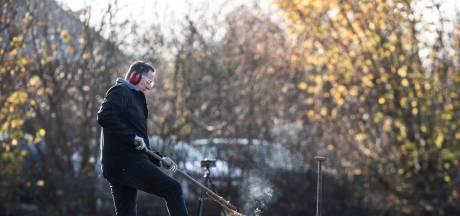 Carbidschieten op meer dan driehonderd plekken in de Achterhoek, alleen verbod in Doetinchem