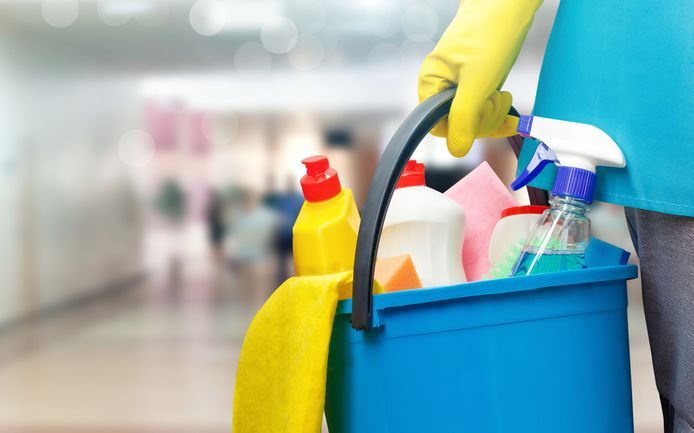 Op een gemiddelde werkdag was vorig jaar 13,52 procent van de poetshulpen afwezig wegens ziekte.