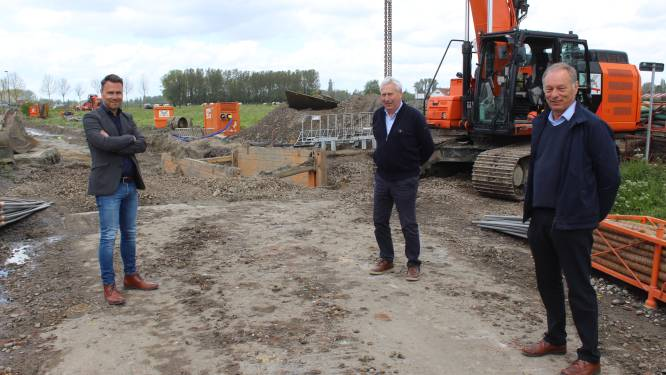 Startschot voor vier jaar in de modder: Aalterseweg, Moerakkerstraat, Urselseweg en Kapellestraat in het nieuw