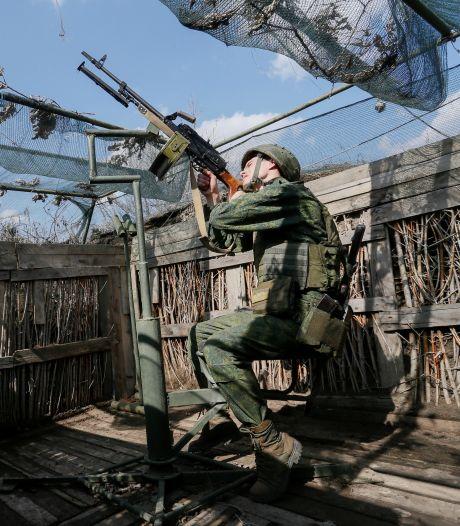 Dreiging van 'totale oorlog' neemt weer toe in Oekraïne