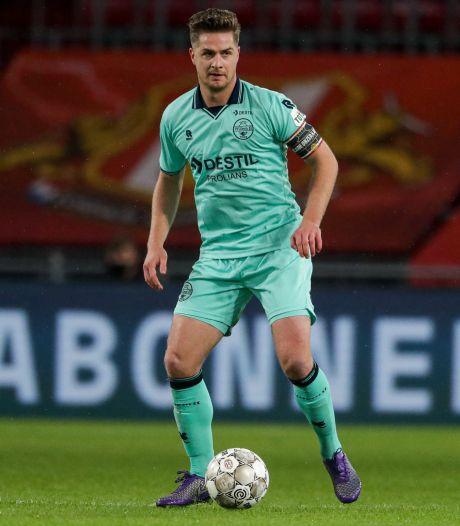 Willem II-aanvoerder Peters na nederlaag bij PSV: 'Na interlandperiode ballen tonen en laten zien wie we zijn'
