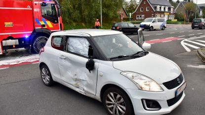 Jonge bromfietser zwaargewond na botsing tegen auto aan Kortrijk Xpo