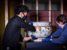1000 jaar Chinees porselein inspiratie voor Delfts blauw: 'Gekozen vanwege hun schoonheid'