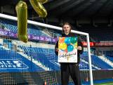Genk-doelman Vandevoordt krijgt grote verjaardagskaart