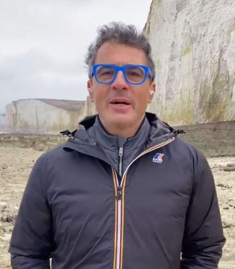 """Julien Cohen passe un """"après-midi de merde"""" dans la baie de Somme et provoque la colère des internautes"""