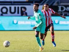 LIVE | Willem II verzuimt tegen Sparta om met voorsprong rust in te gaan