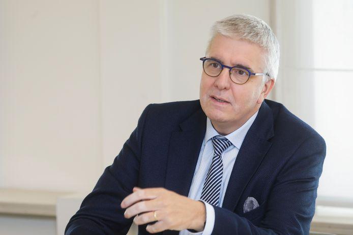 Le CEO de la FEB Pieter Timmermans.