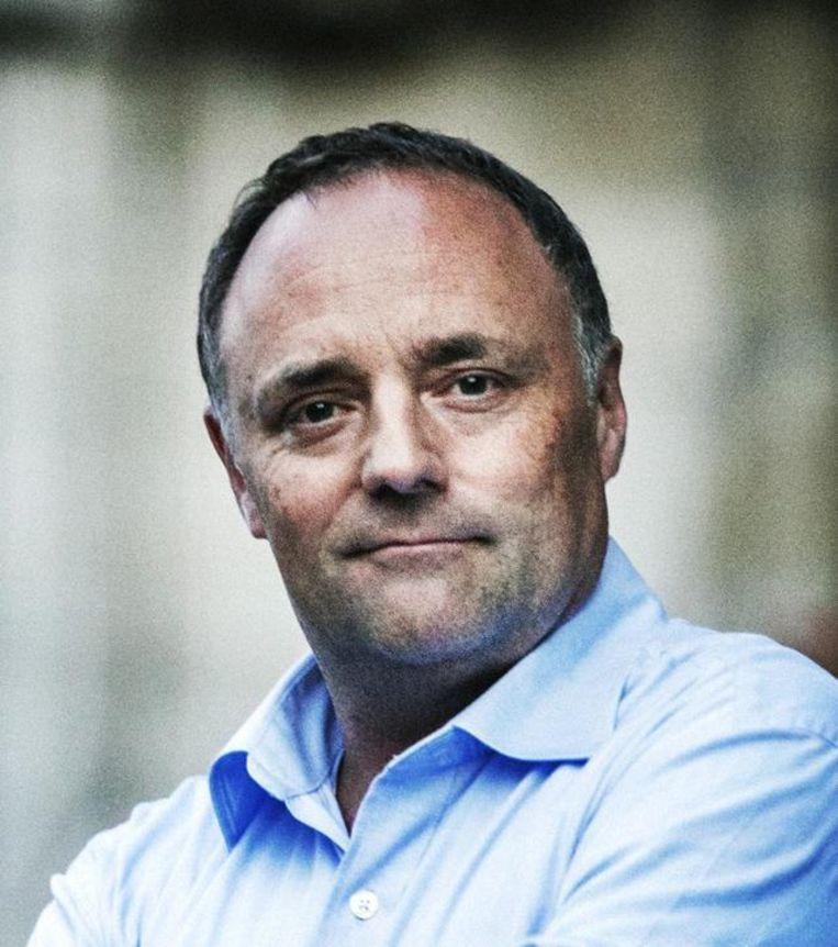 Viroloog Marc Van Ranst. Beeld rv