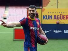 Sergio Agüero pointe du doigt un problème au Barça