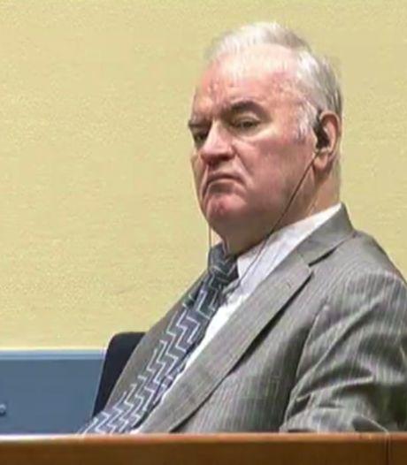 Levenslang geëist tegen Mladic