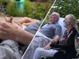 Ontroerend: na maanden coronaleed zien Ank (70) en Krijn (71) elkaar weer