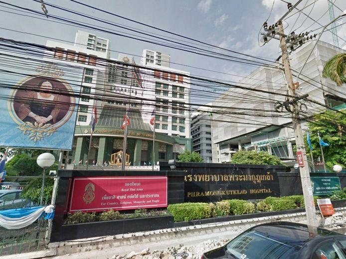 Het Phramongkutklao-ziekenhuis